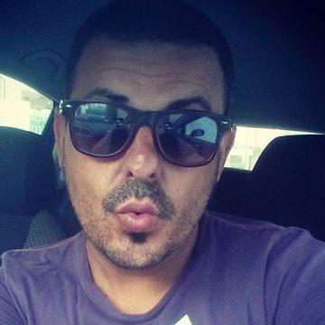 Jonathan Terraza, 38, Sevilla, Spain