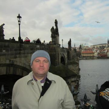 Konstantin Kravets, 42, Dneprodzerzhinsk, Ukraine