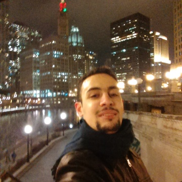 mahmoud, 28, Chicago, United States