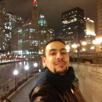 mahmoud, 27, Chicago, United States