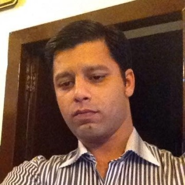 Ahmed Butt, 31, Faisalabad, Pakistan