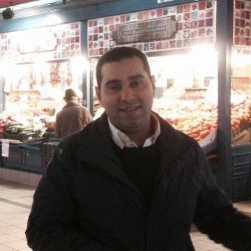 Wael Diab, 33, Cairo, Egypt
