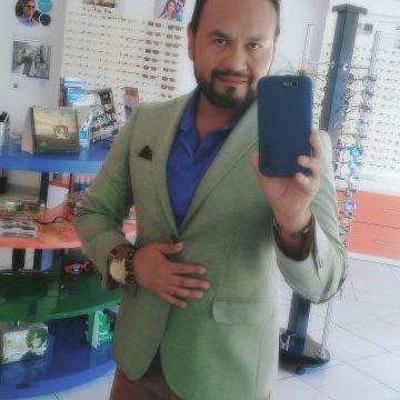 Hector Mejia, 40, Queretaro, Mexico
