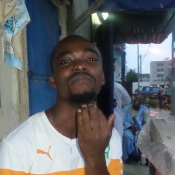 Capitaine Lajoy, 31, Abidjan, Cote D'Ivoire