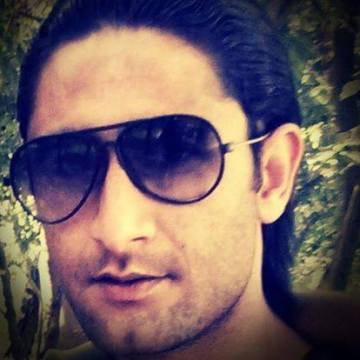 Baig Sadparvi, 26, Gilgit, Pakistan