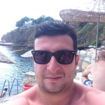 Ilker Kılıçoğlu, 29, Samsun, Turkey