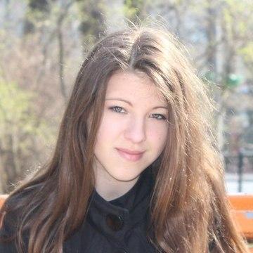 Oksana Rybchak, 22, Kiev, Ukraine