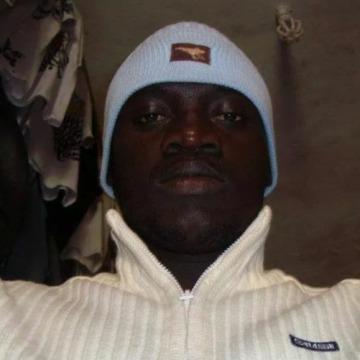 Ebrima ceesay, 28, Banjul, Gambia