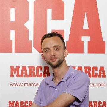 Luismiguel Martin Lopez, 37, Madrid, Spain