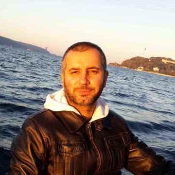 Yavuz Üçerler, 38, Istanbul, Turkey