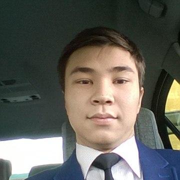 Akhmet Atabayev, 28, Astana, Kazakhstan