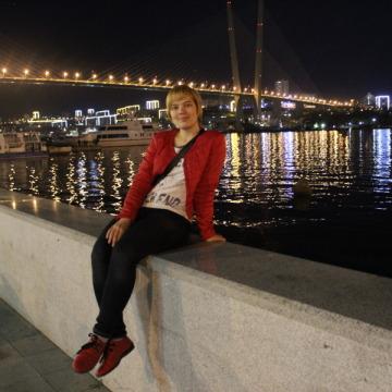 Julia, 31, Vladivostok, Russia