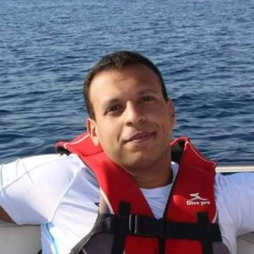 Amr Yones, 30, Cairo, Egypt