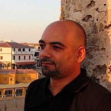 Luigi Perri, 50, Follonica, Italy