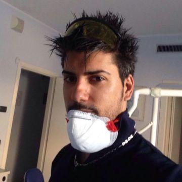 Michel Angelium, 34, Catanzaro, Italy