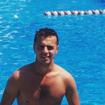 Salih Geckinli, 29, Marmaris, Turkey