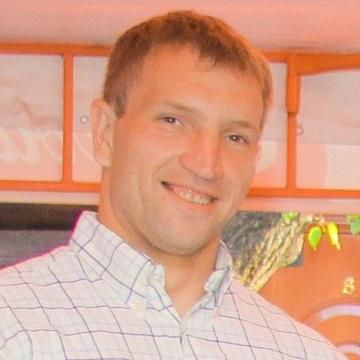 Dmitrij Teliukov, 32, Kiev, Ukraine