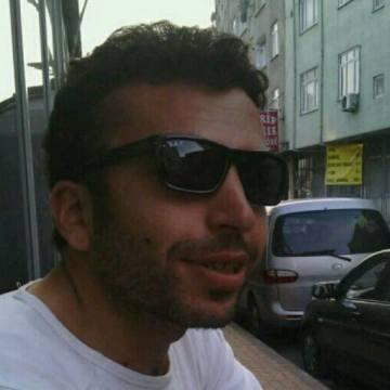 Ersin Bucak, 30, Istanbul, Turkey