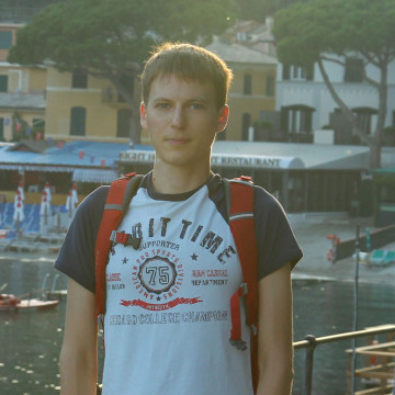 Evgeniy Ryazanov, 31, Kotor, Montenegro