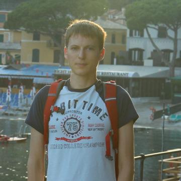 Evgeniy Ryazanov, 32, Kotor, Montenegro