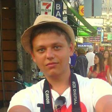 Максим Рогачёв, 26, Moscow, Russia
