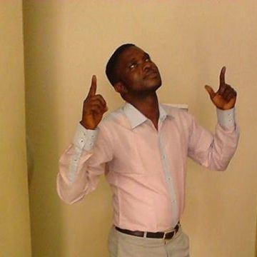 Evan Victor Ejike Ain, 28, Dakar, Senegal