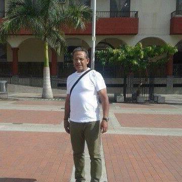 Francisco Taborda, 61, Medellin, Colombia