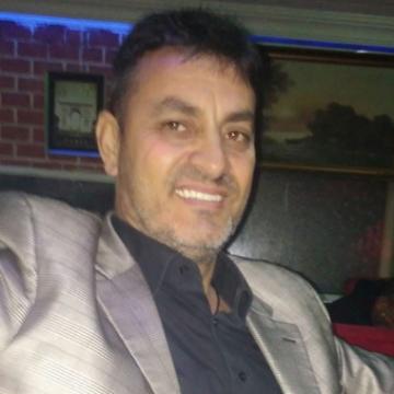 Gökhan, 50, Istanbul, Turkey