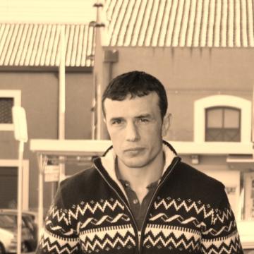Gia Gujejiani, 33, Tbilisi, Georgia