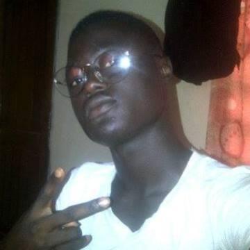 richard boah, 28, Ghana, Nigeria
