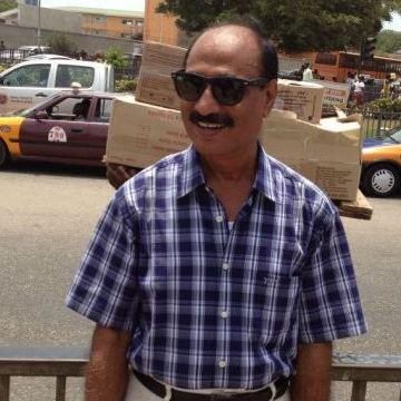 Syed, 38, Karachi, Pakistan