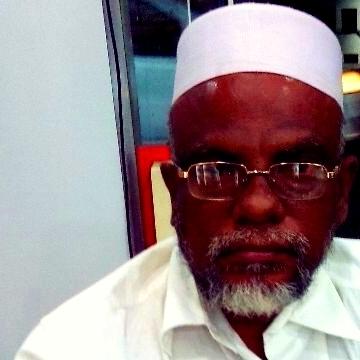 Hameed Sulthan Allowdheen, 61, Chennai, India