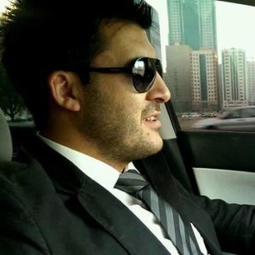 Maksime Khomeriki, 34, Dubai, United Arab Emirates