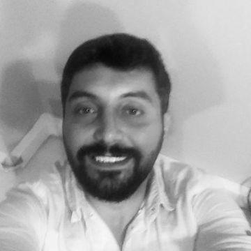 Ümit İlter, 33, Istanbul, Turkey