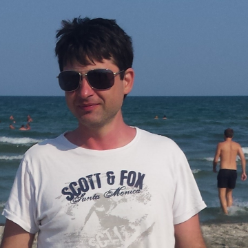Stoica Paul, 39, Bucuresti, Romania