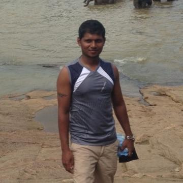 Rohan Jayathelaka, 35, Galle, Sri Lanka