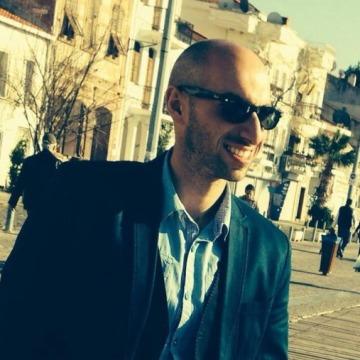 Kaan Aşık, 31, Izmir, Turkey