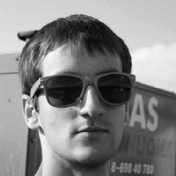 Arnas, 23, Vilnyus, Lithuania