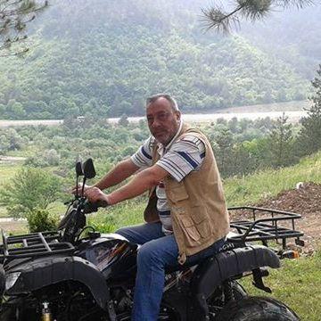 Kaan Hancıoğlu, 51, Istanbul, Turkey