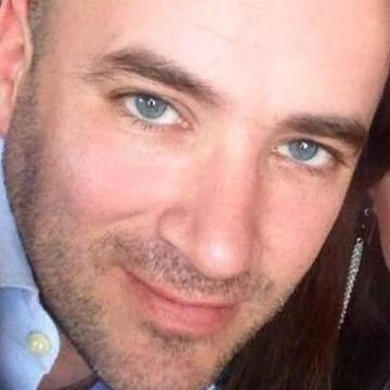 Luca Giordani, 35, Bologna, Italy
