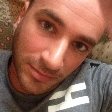 Luca Giordani, 34, Bologna, Italy