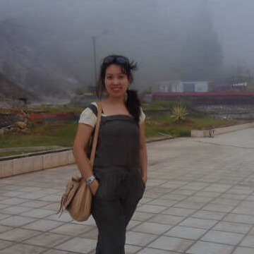 Linda, 38, Jakarta, Indonesia