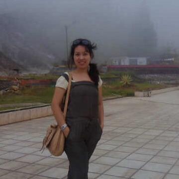 Linda, 39, Jakarta, Indonesia