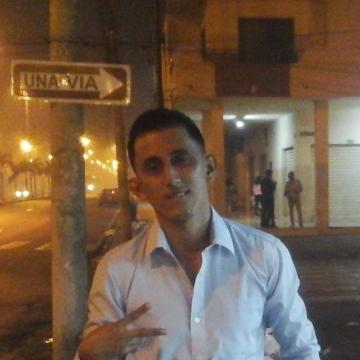 Andres Lema, 27, Guayaquil, Ecuador