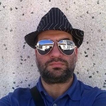 Guillermo Ordoñez Ruiz, 43, Alicante, Spain
