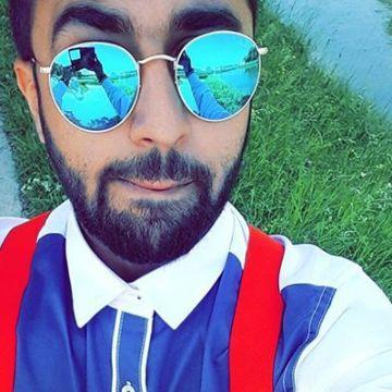 Osama, 25, Jeddah, Saudi Arabia