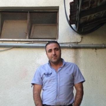 Murat Yıldırım, 45, Istanbul, Turkey