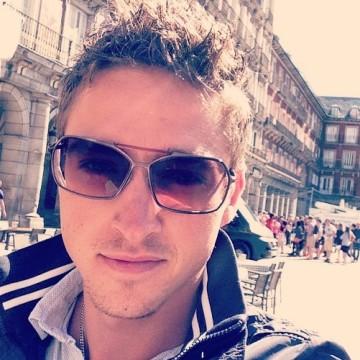 Vitaly Kuznetsov, 27, Dubai, United Arab Emirates