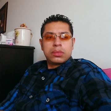 Carlos Rodriguez, 36, Bogota, Colombia