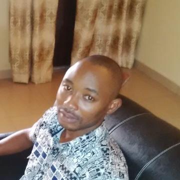 Chijioke Amadi, 31, Port Harcourt, Nigeria